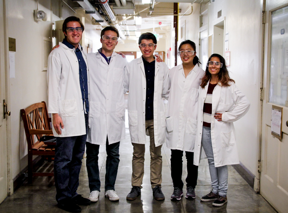 Thermoelectric Team